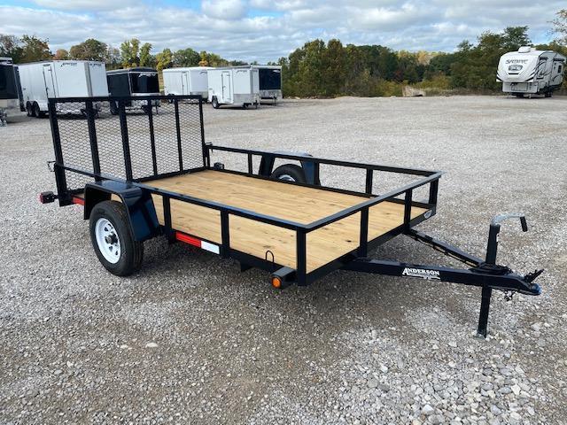 2020 Anderson Manufacturing EC610LS Utility Trailer