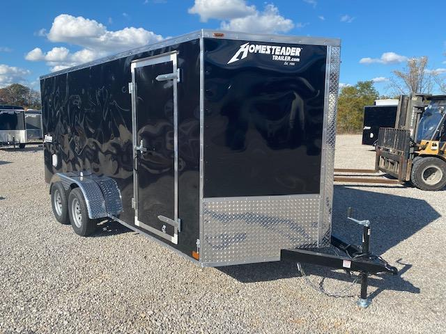 2021 Homesteader Inc. 716IT Enclosed Cargo Trailer