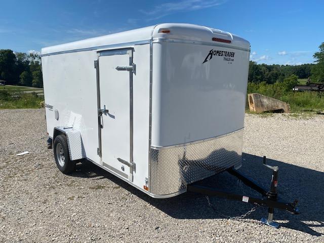 2021 Homesteader Inc. 612CS Enclosed Cargo Trailer