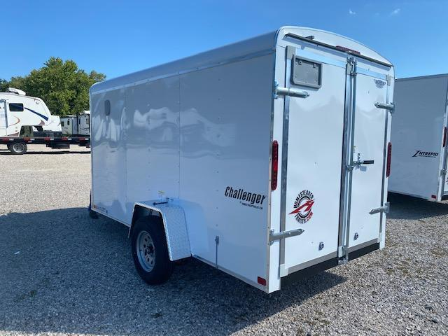 2021 Homesteader Inc. 612CS Enclosed Cargo Trailer