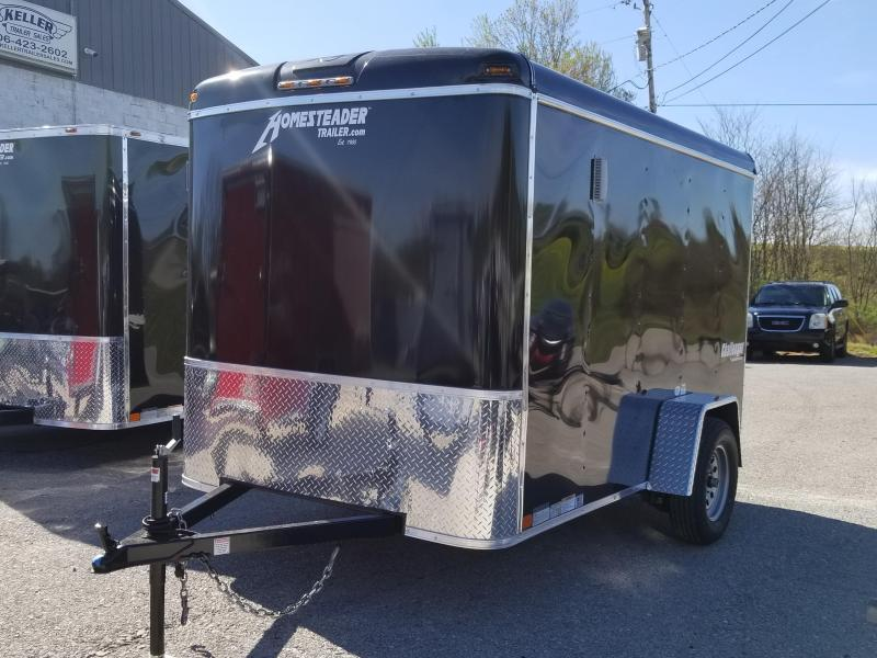 2019 Homesteader Inc. 610CS Enclosed Cargo Trailer