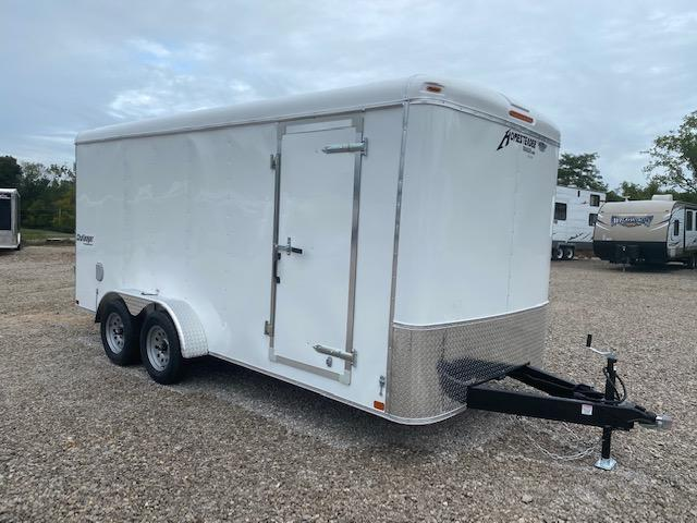 2021 Homesteader Inc. 716CT Enclosed Cargo Trailer