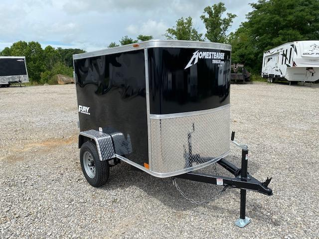 2021 Homesteader Inc. 406FS Enclosed Cargo Trailer