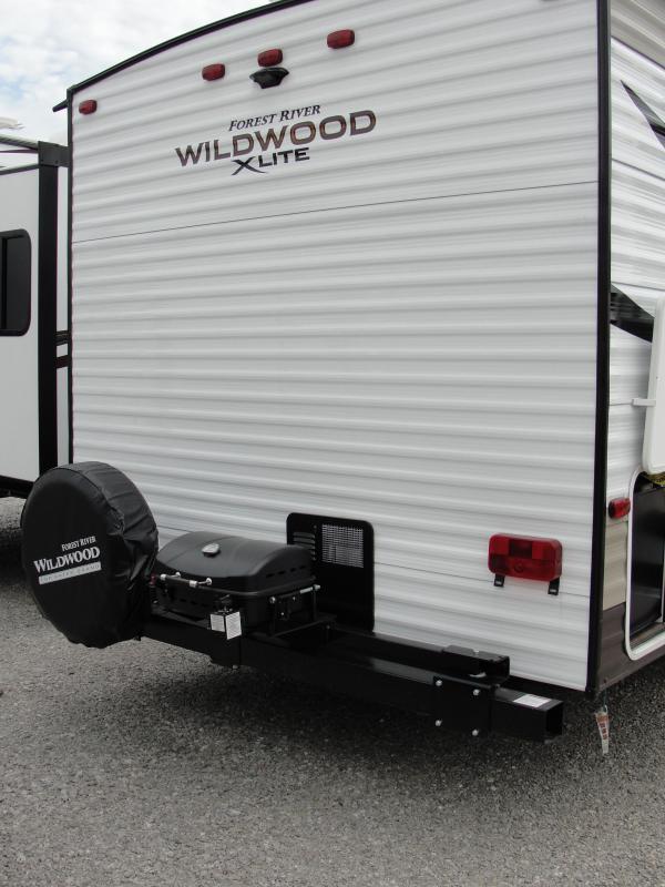 2019 Wildwood X-Lite 261BHXL Travel Trailer