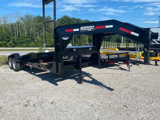 2020 Anderson Manufacturing GPTI7228TC Equipment Trailer