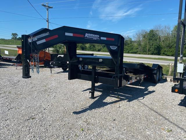 2020 Anderson Manufacturing GPTI7228TC Equipment Trailer