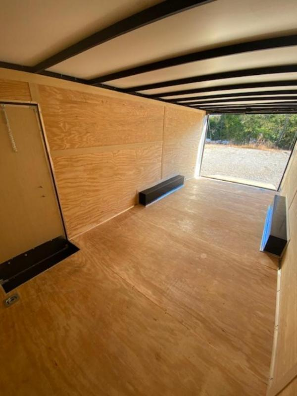 2021 Homesteader Inc. 820IT Enclosed Cargo Trailer