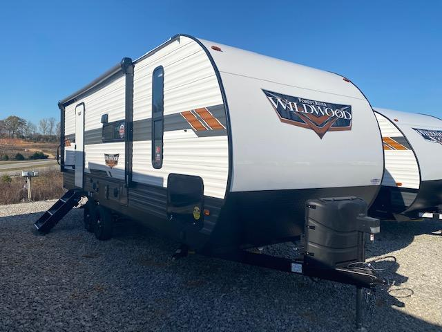 2022 Forest River Inc. Wildwood 22RBS Travel Trailer RV