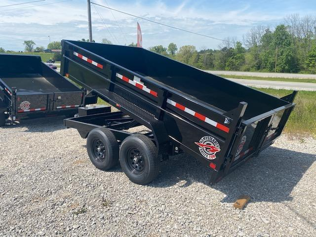 2021 Homesteader Inc. 712MX Dump Trailer