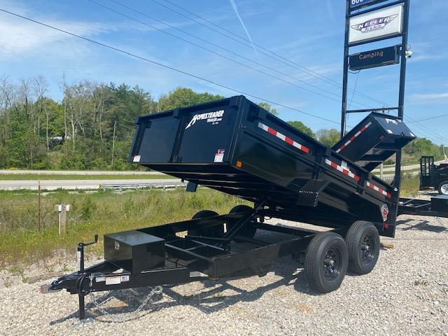 2021 Homesteader Inc. 712MX Dump Trailer