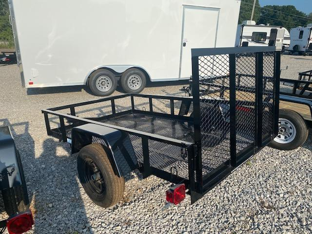 2021 Anderson Manufacturing EC58LS Utility Trailer