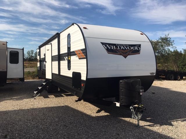 2021 Forest River Inc. Wildwood 29VBUD Travel Trailer RV