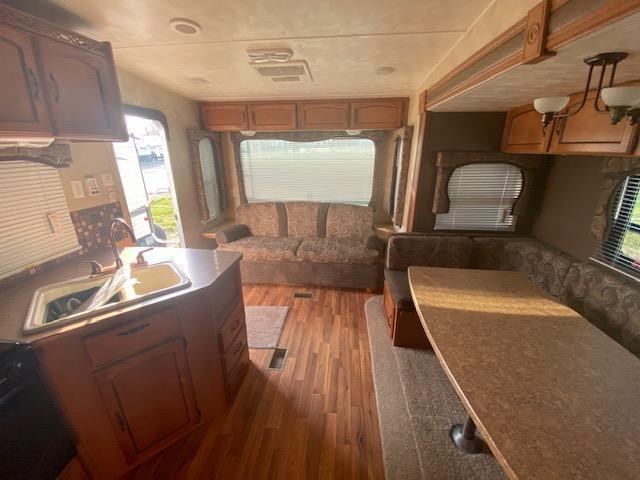 2012 Forest River Inc. Puma 253FBS Fifth Wheel Campers RV