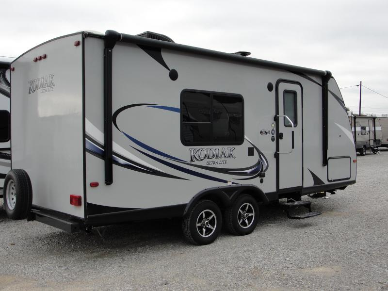 2017 Kodiak 201QB Travel Trailer