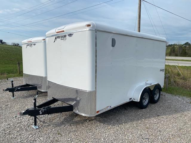 2021 Homesteader Inc. 714CT Enclosed Cargo Trailer