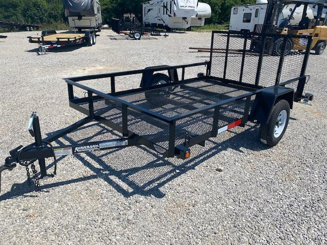 2020 Anderson Manufacturing EC 6X10LS Utility Trailer