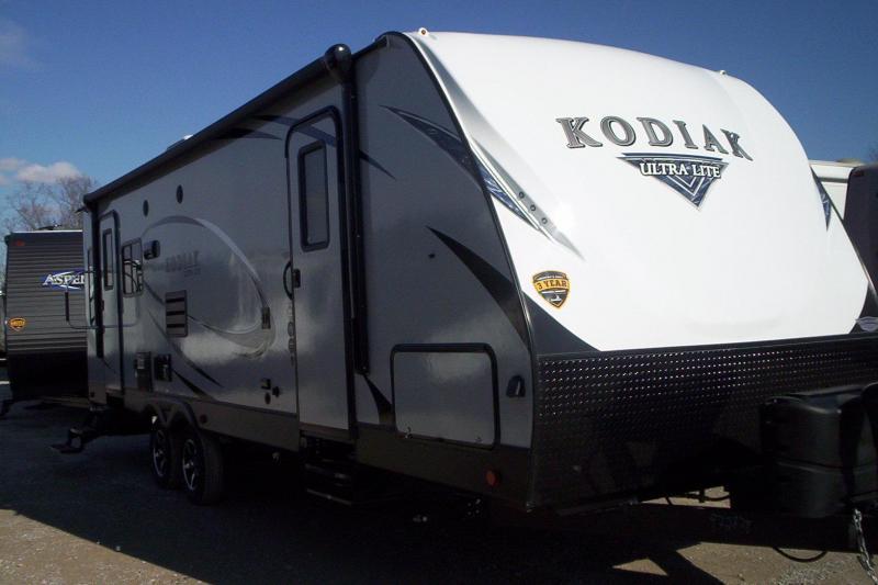 2018 Kodiak 264RLSL Travel Trailer