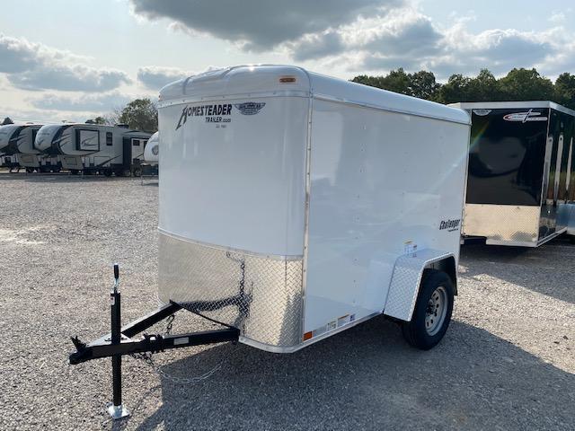 2021 Homesteader Inc. 508CSCS Enclosed Cargo Trailer
