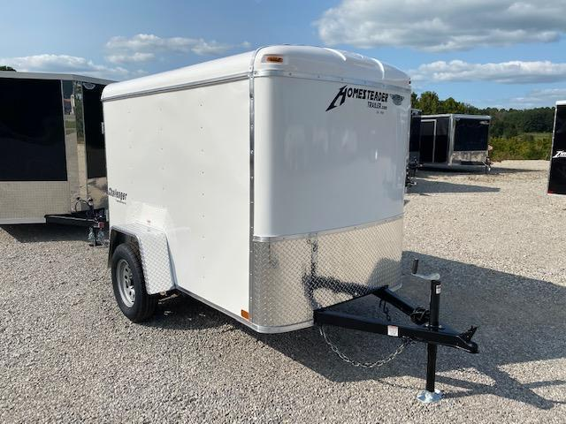 2021 Homesteader Inc. 508CSCS Enclosed Cargo Trailer