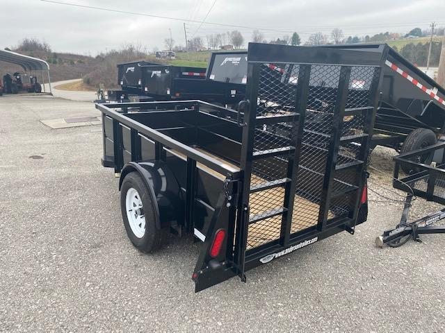 2020 Anderson Manufacturing SB48LS 4FT Wide X 8FT Long Utility Trailer