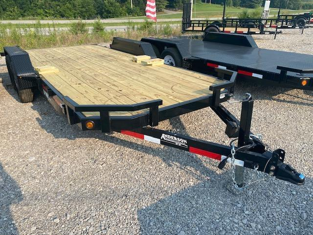 2021 Anderson Manufacturing WC720 20ft Long Car / Racing Trailer