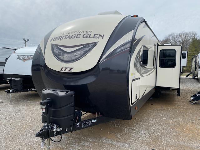 2020 Heritage Glen 314BUD Travel Trailer