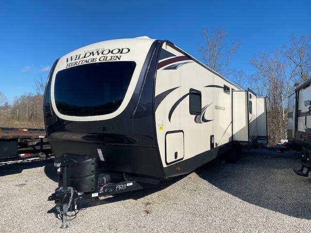 2020 Forest River Inc. Heritage Glen 310BHI Travel Trailer RV