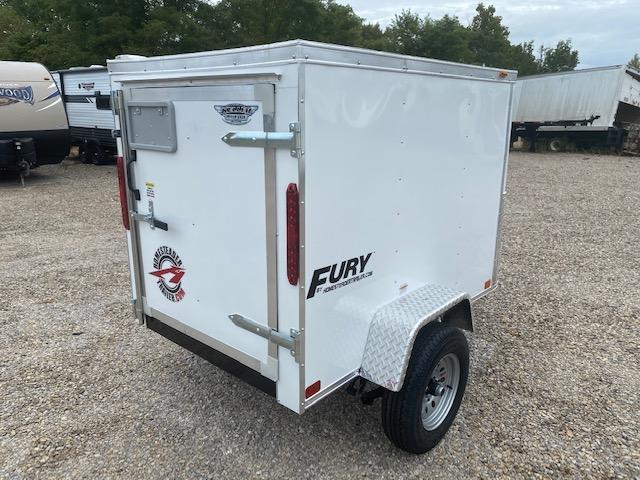 2021 Homesteader Inc. 406FS Enclosed Cargo Trailer