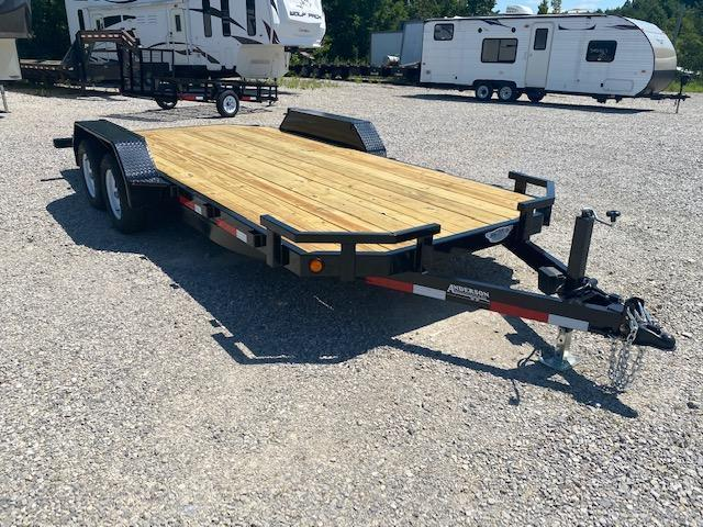 2020 Anderson Manufacturing WC 7X18 Car / Racing Trailer