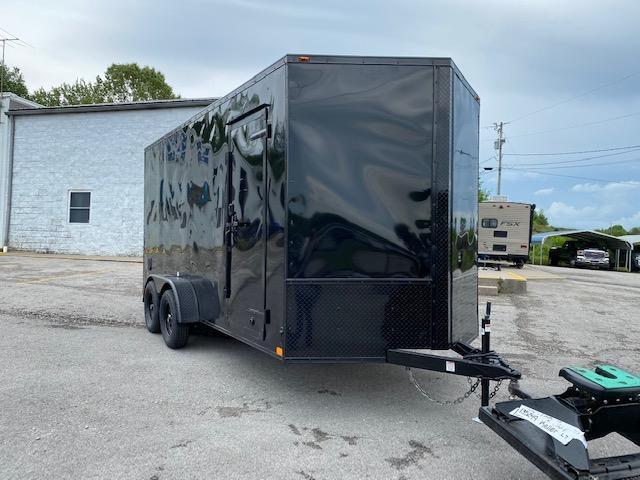 2020 Homesteader Inc. 716IT Enclosed Cargo Trailer