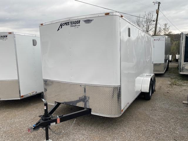 2020 Homesteader Inc. 716FT Enclosed Cargo Trailer