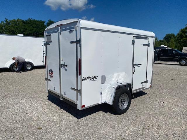 2021 Homesteader Inc. 610CS Enclosed Cargo Trailer