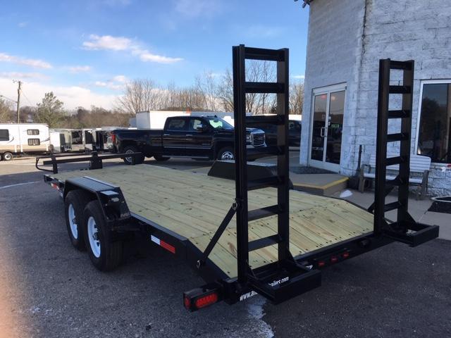 2021 Anderson Manufacturing EQ7206T Equipment Trailer