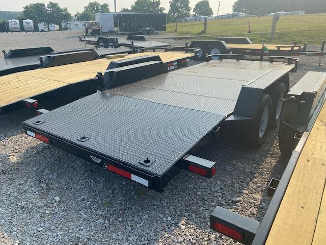 2021 Anderson Manufacturing CF718 Car / Racing Trailer