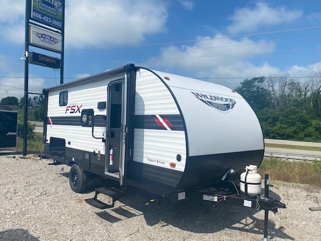 2021 Forest River Inc. Wildwood FSX 178BHSK Travel Trailer RV
