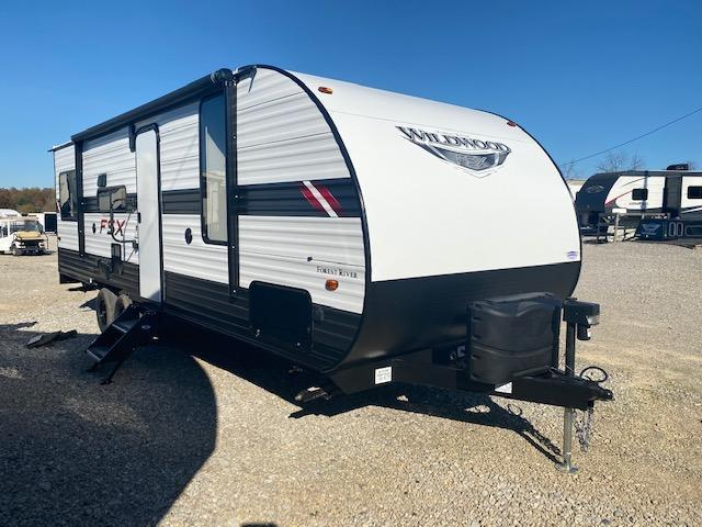 2021 Wildwood FSX 210RT Travel Trailer