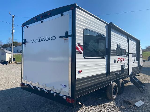 2021 Wildwood FSX 210RT Travel Trailer