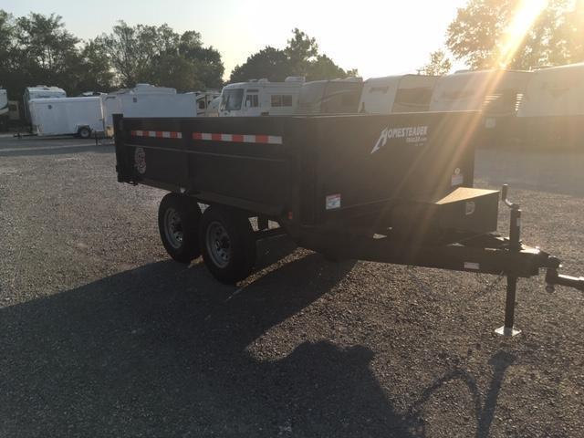 2021 Homesteader Inc. 610MB Dump Trailer