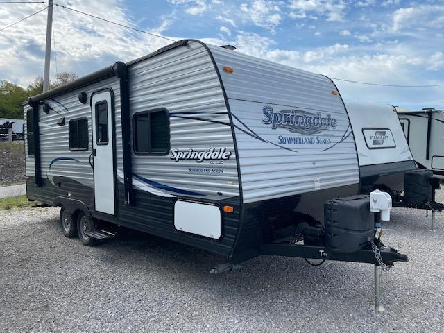 2017 Springdale 2020QB Travel Trailer