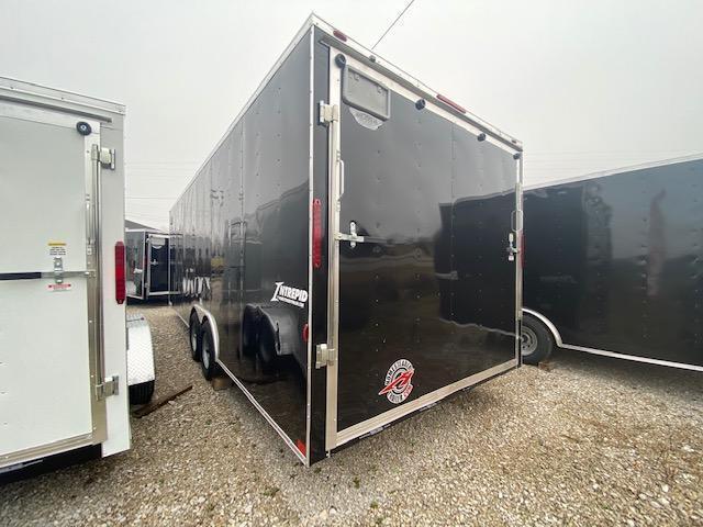 2021 Homesteader Inc. 824IT Enclosed Cargo Trailer