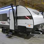 2021 Forest River Inc. Wildwood FSX 167RBK Travel Trailer R