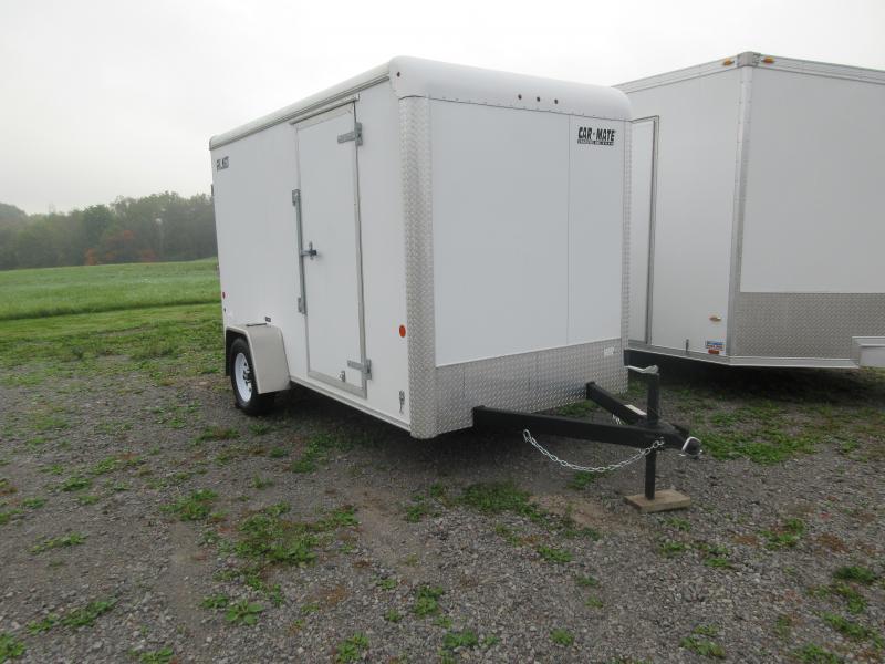 2022 Car Mate Trailers CM612CC Enclosed Cargo Trailer