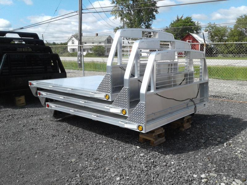 2020 Hillsboro Industries Series 2000 Aluminum Single Wheel Long Bed