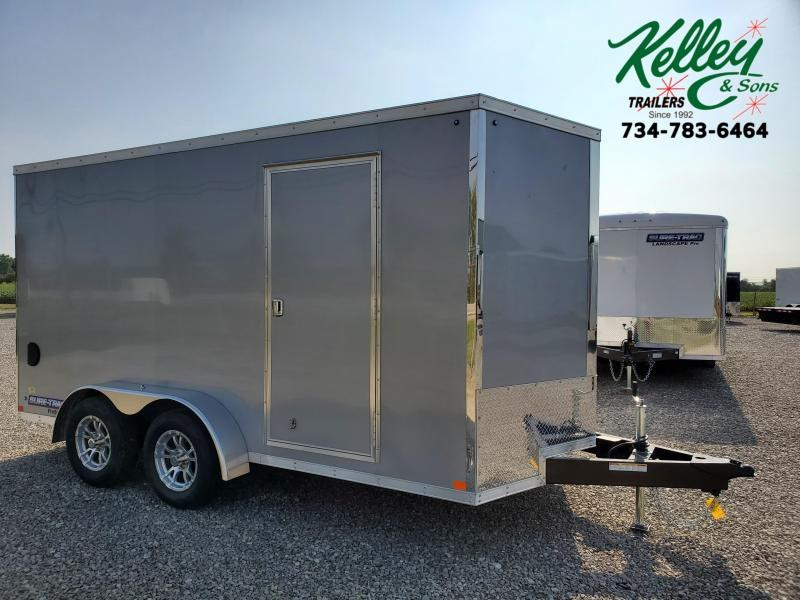 2021 Sure-Trac 7x14 7K Pro Series Wedge Enclosed Cargo Trailer