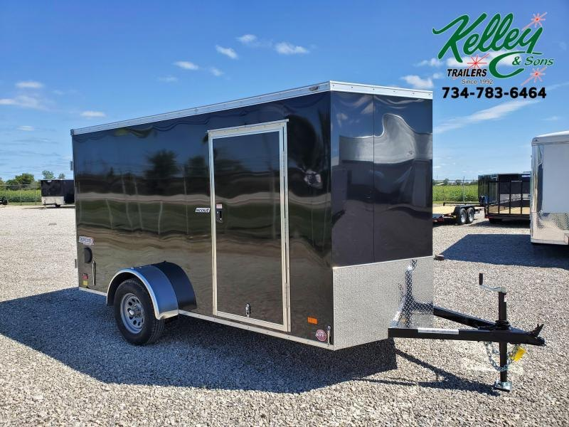 2021 Bravo Trailers 6x12 3K Scout Enclosed Cargo Trailer