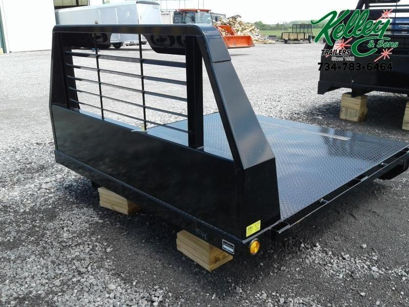 2020 Hillsboro Industries SLT Steel SWSB Truck Bed