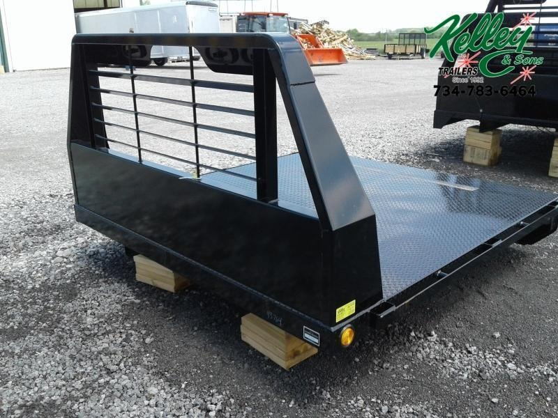 2021 Hillsboro Industries SLT Steel SWSB Truck Bed