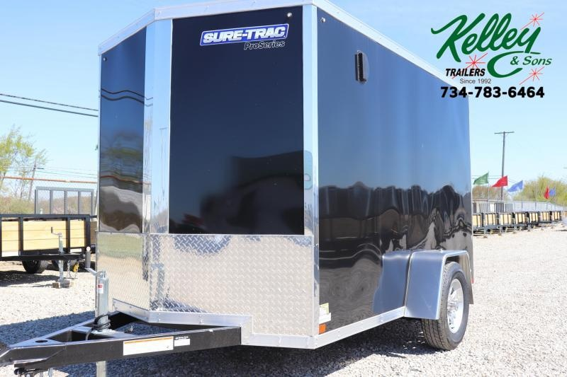 2020 Sure-Trac 6x10 Pro Series Wedge Cargo Trailer