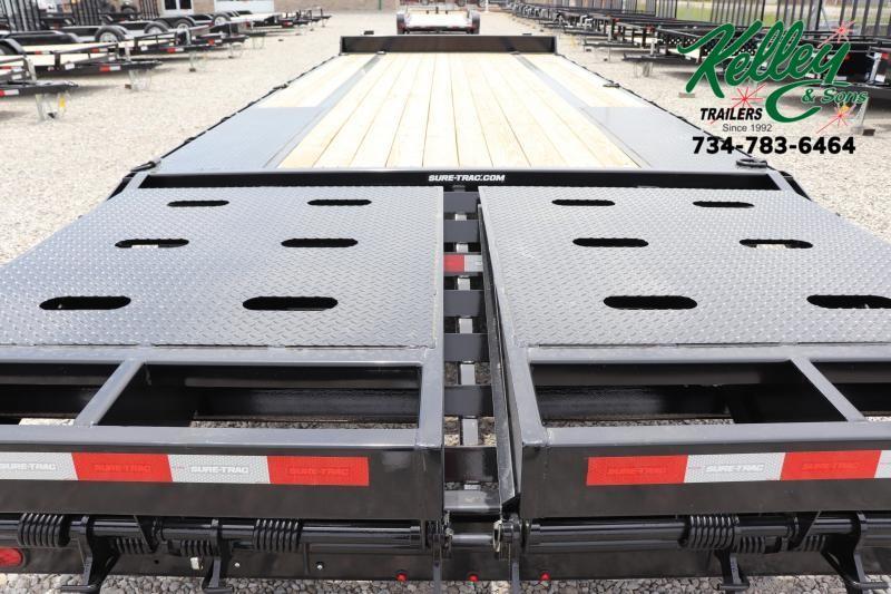 2020 Sure-Trac 8.5x20+5 15K Low Pro Deckover