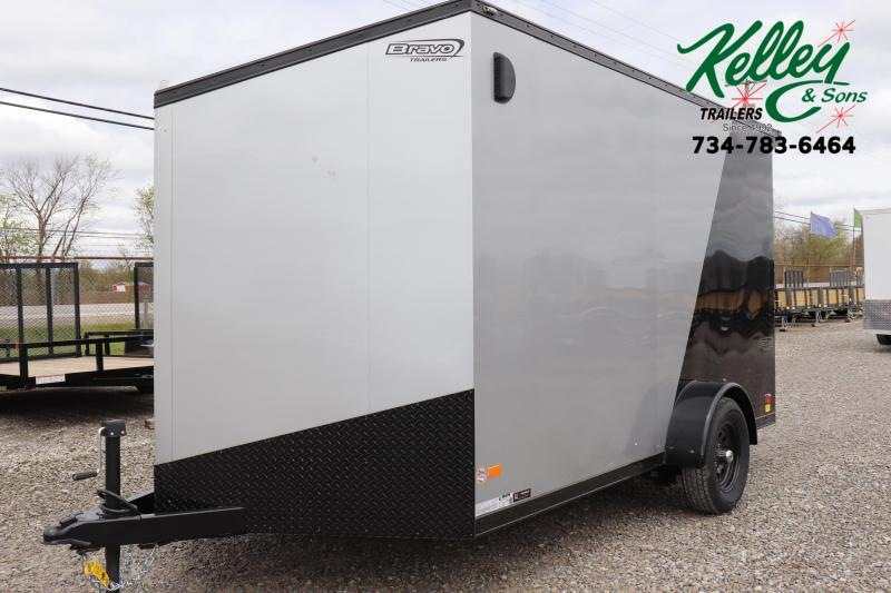 2020 Bravo Trailers 7x12 Scout Enclosed Cargo Trailer
